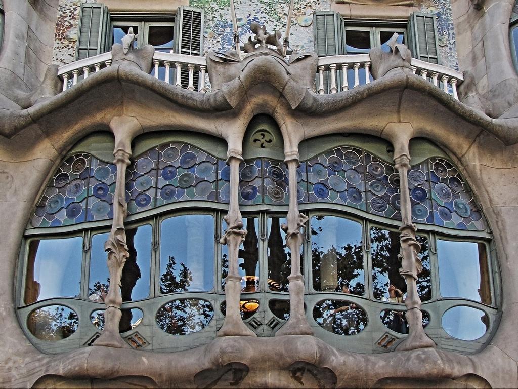Finestra dizionario significato e curiosit - Un antica finestra a tre aperture ...