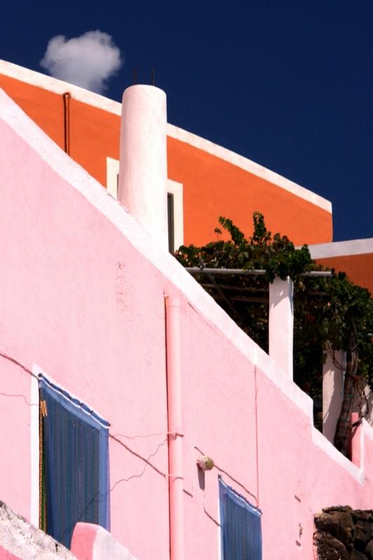 La casa rosa dizy foto for La casa rosa milano