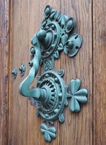 Foto con tag maniglia - Batacchio porta ...